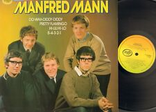 MANFRED MANN The Best of LP NMINT 1978 MPF Do Wah Diddy PRETTY FLAMINGO Sha La