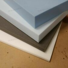 """High-Density Upholstery Foam Sheet 60"""" x 20"""" in ¼"""" ,½"""" ,1"""",2"""",3"""",4"""",5"""",6"""" THICK"""