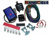DA1174 IBS Duel Twin Battery Split Charge Relay & Digital Monitoring System