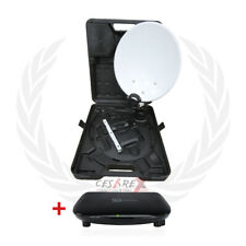 Kit parabola camping + decoder Telesystem 12v