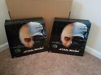 """2 Star Wars Masterpiece Edition Anakin Skywalker 12"""" Action Figure"""