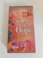 Longaberger Horizon of Hope Vcr Tape Rare Collectable