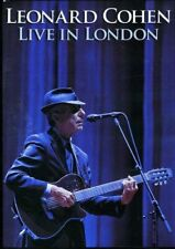 Leonard Cohen - Live In London (NEW DVD)
