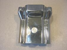 HARLEY CHROME HANDLEBAR RISER TUNNEL HOUSING XL1200 XL SPORTSTER OEM 67898-96