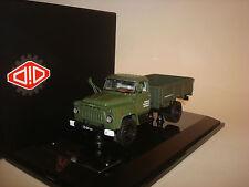 GAZ 52-04 Khaki 1983 USSR, UdSSR, Russia DIP models Rare! 1:43