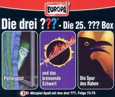 DIE DREI ???: 3ER BOX (FOLGEN 73/74/75) 3 CD NEU
