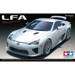 Tamiya 24319 1/24 Lexus LFA Plastic Model Kit Brand New