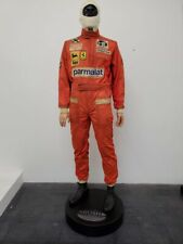 """Niki Lauda race suit and race shoes used in the movie """"Rush"""""""