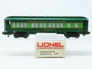 O Gauge 3-Rail Lionel 6-9533 SR Southern Crescent Limited Coach Passenger Car