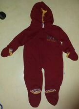 One Piece RED Stephens College WARM with Hoodie THIRD STREET 12 Mo