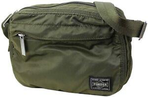 PORTER Yoshida Bag FRAME 690-17849 Shoulder Bag Black Navy Khaki NEW from Japan