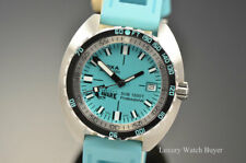 Doxa SUB 1200T Project Aware II 41MM Turquoise Dial Automatic Limited Edition