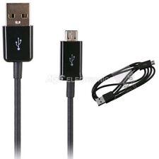 CÂBLE DE DONNÉES ORIGINAL SAMSUNG BCE-DU5ABE MICRO USB NOIR 1MT S2 S3 S4 S5 S6