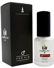 Raw Chemistry For Him Pheromones For Men Cologne To attract Women SALE Today