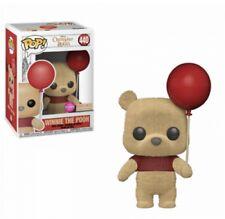 POP! Disney-Christopher Robin #440 Winnie l'ourson avec Red Balloon floqué