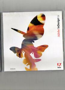 Adobe Indesign CS Vollversion Windows deutsch Mwst RETAIL Publishing