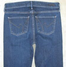 Citizens of Humanity Jeans Amber Medium Rise Bootcut Dark & Stretchy Sz 29