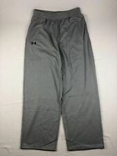 NEW Under Armour  - Men's Gray Poly Athletic Pants (L)