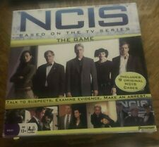NCIS The Game Board Game NEW