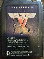 Van Halen II 8 TRACK