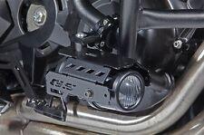 BMW F800GS Hella fog lights kit with crash bar brackets