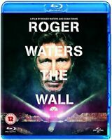 Roger Waters The Wall Blu-ray [Region Free] Concert Film Documentary Music Movie