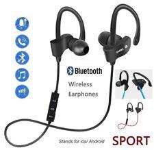 Auriculares Estereo Deportivos Bluetooth Microfono - Recargables Running Sport