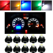 30 PCS T3 5 Colors LED Lamp for Dash/Instrument Panel/Gauges/Light Shifter Light