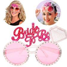 Pink Bride Sunglasses Bachelorette Party  Glasses Wedding Decoration Hen Party