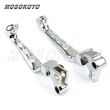 Motorcycle CNC Alum Skull Brake Clutch Hand Levers For Harley Davidson Sportster