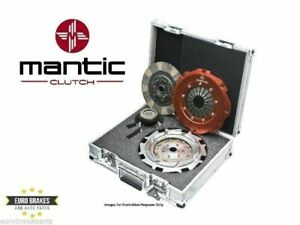 MANTIC 9000 Twin Plate Ceramic Clutch Kit COMMODORE VT VU VX VY VZ LS LS1 LS2