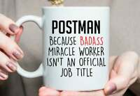 Gift For Postman Postman Mug Best Postman Ever Postman Gift Ideas Xmas Gift
