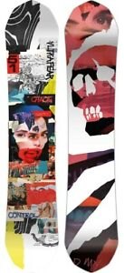 Capita Snowboarding Ultrafear Wide Mens Snowboard 153W cm New 2021