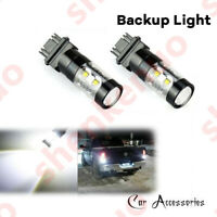 3156 Super Bright White LED Reverse Backup Light Bulbs for Ford F-150 1994-2008
