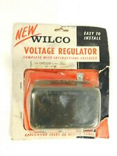 Vintage Wilco AL506 6v Voltage Regulator 1940-55 Chrysler Dodge Plymouth Desoto