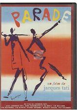 DVD PARADE jacques tati