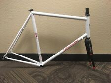 63cm Independent Fabrication Bike Frame Steel Carbon Chris King