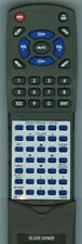 Replacement Remote for PIONEER CXB7434, DEX-P9