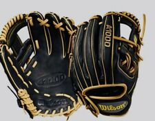 Wilson Adult Leather Baseball Glove A1000 All Positions 11.5 Pro Stock & Grade