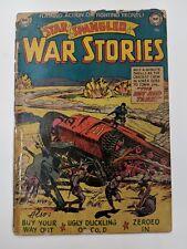 Star-Spangled War Stories Vol 1 #4 1952 [FR 1.0] Low Grade Golden Age DC Comics