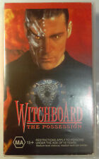 """Witchboard III [3] VHS 1995 Horror """"The Possession"""" Peter Svatek RocVale Small"""