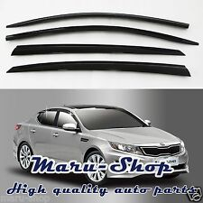 Smoke Door Window Vent Visor Deflector for 11~15 Kia Optima