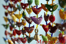 Indian Traditional 30-Bird Door Hanging Mobile Decoration Home Decor Ornaments