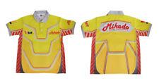 Mikado/Logo T-Shirt Amarillo/Naranja/roja, extra pequeño (XS)
