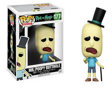 Pop! Animation: Rick And Morty - Mr. Poopy Butthole FUNKO #177