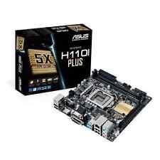 ASUS H110I-PLUS ITX Motherboard for Intel LGA1151 CPUs