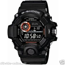 New Casio G-SHOCK GW-9400BJ-1JF Master of G Triple Sensor Black Watch