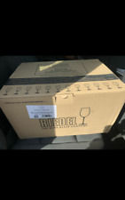 New (Full Case of 12) Riedel Sommeliers Bordeaux Grand Cru Wine Glass