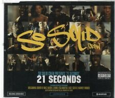 SO SOLID CREW - 21 SECONDS (3 tracks + video, CD single)