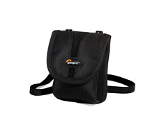 Digital Camera Pouch Lowepro Rezo10 bag Case Black Water Resistant Bag Small